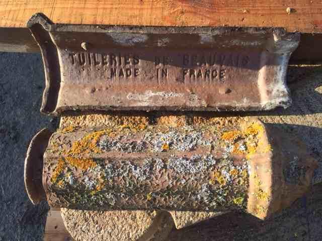 La casse de la tuile toutes vos tuiles anciennes d 39 occasions et tuiles rares achat et vente - Tuile de beauvais ...